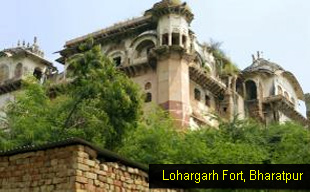 Bharatpur City Tours
